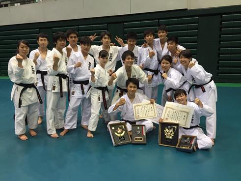 【日本拳法部】全日本学生拳法個人選手権大会にて準優勝