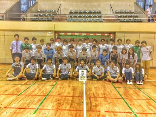 【ARTフットサルクラブ】「AiDEM CUP 2016 FINAL」 にて第4位の成績を残しました