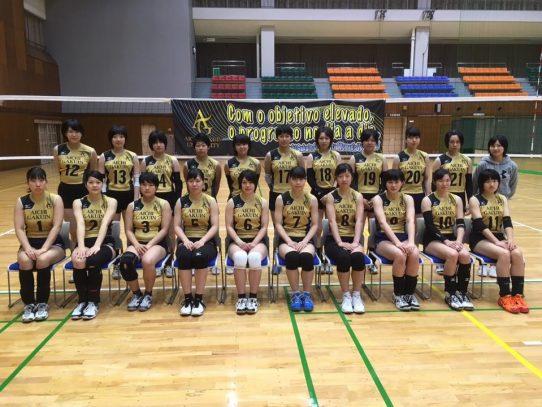 【バレーボール部(女子)】愛知大学男女バレーボールリーグ戦春季大会にて優勝!