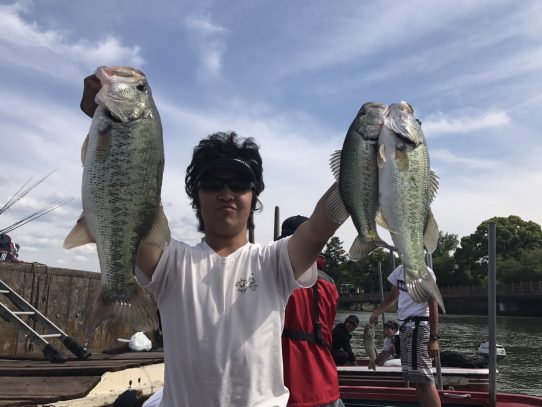 【アウトドアフィッシングクラブ】中部地区合同バス釣り大会の報告