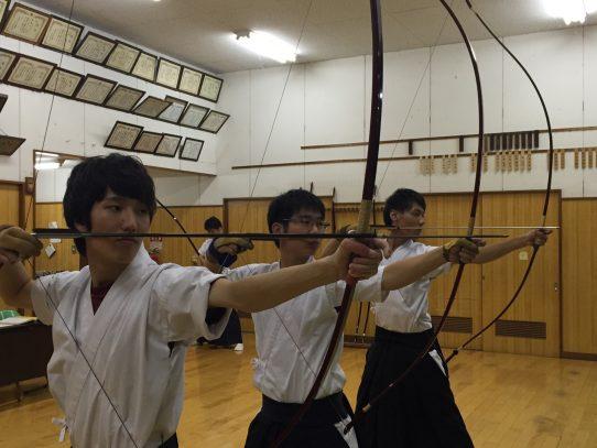 【弓道部】第51回愛知県下学生弓道選手権大会 3位入賞
