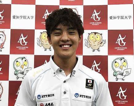 【陸上競技部】ASTCトライアスロン アジア選手権で水野泉之介さんがジュニア10位!
