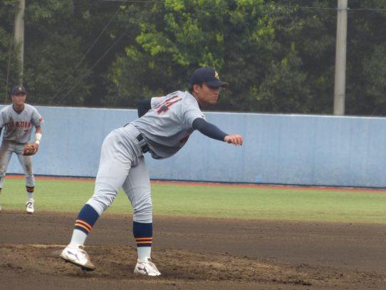 【硬式野球部】第49回仏教系四大学野球大会 接戦するも4位