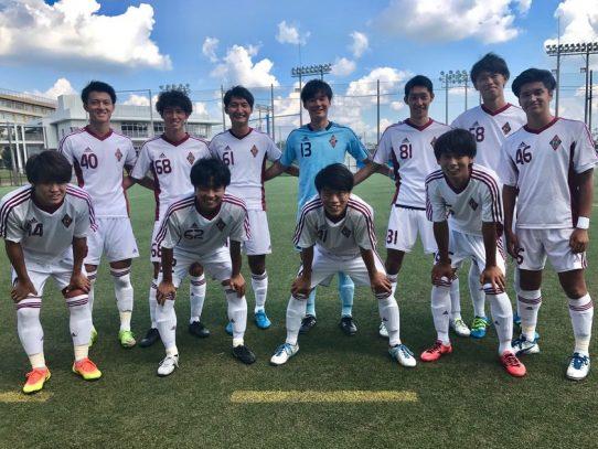 【サッカー部】Independence Leauge 2017【東海】(B2 FINAL) VS東海学園大学U20