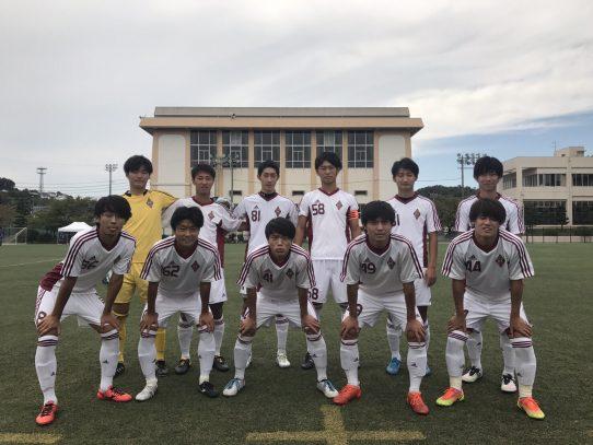 【サッカー部】Independence Leauge 2017【東海】(B2 FINAL) VS名古屋経済大学A
