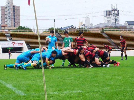 【ラグビー部】東海学生ラグビーリーグ 第4節