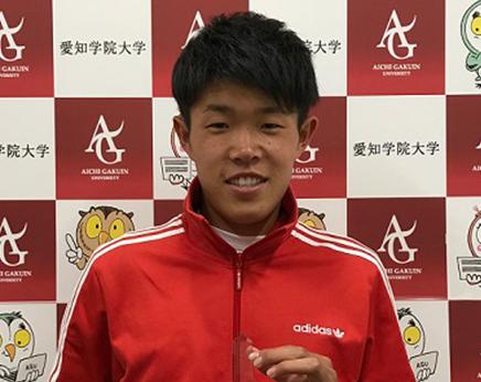 【サッカー部】「アジア 大学サッカートーナメント」に安藤智哉さんが出場し、ベストプレーヤー賞を受賞しました