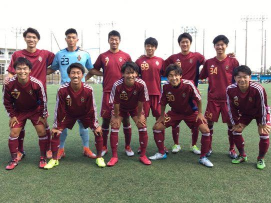 【サッカー部】Independence Leauge 2017【東海】(B1 FINAL) VS静岡産業大学B