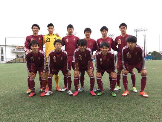 【サッカー部】Independence Leauge 2017【東海】(B1 FINAL) VS東海学園大学U20