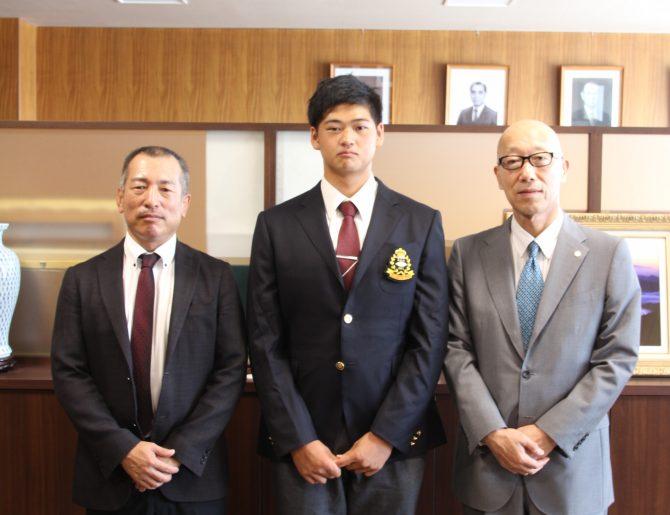 【ラグビー部】第98回大韓民国全国体育大会に崔 将圭さんが選出されました