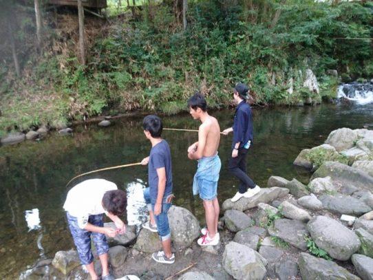 【アウトドアフィッシングクラブ】神越渓谷マス釣り 活動報告