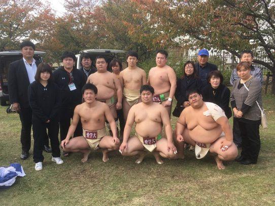 【相撲部】第95回記念 全国学生相撲選手権大会 団体Aクラス進出ならず