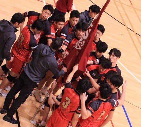 【バレーボール部(男子)】第70回秩父宮賜杯全日本バレーボール大学男子選手権大会ミキプルーンスーパーカレッジバレー2017結果