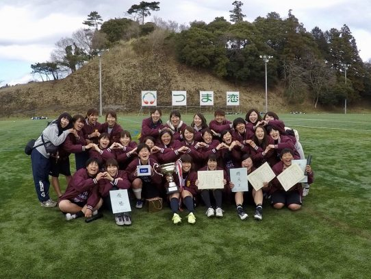 【ラクロス部】第17回・ラクロス春季全国大会において女子第六ターム優勝!