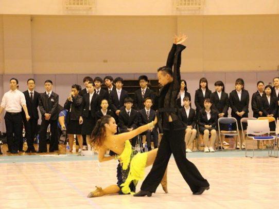 【競技ダンス部】中部ラテン戦 結果報告
