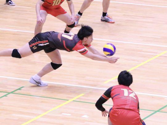 【バレーボール部(男子)】東海大学バレーボールリーグ戦 春季大会 vs名城大学
