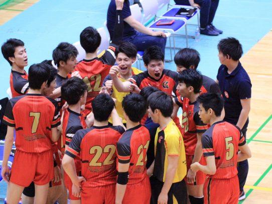 【バレーボール部(男子)】東海大学バレーボールリーグ戦春季大会 vs大同大学