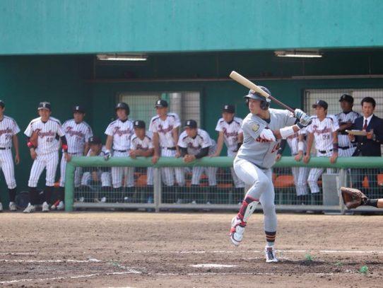 【硬式野球部】平成30年度春季リーグ戦第4戦 VS東海学園大学