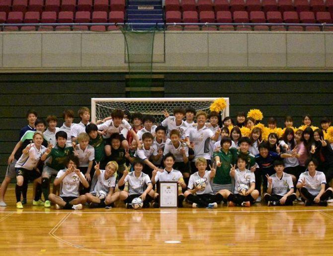 【ARTフットサルクラブ】全日本大学フットサル大会 東海地域大会 優勝!