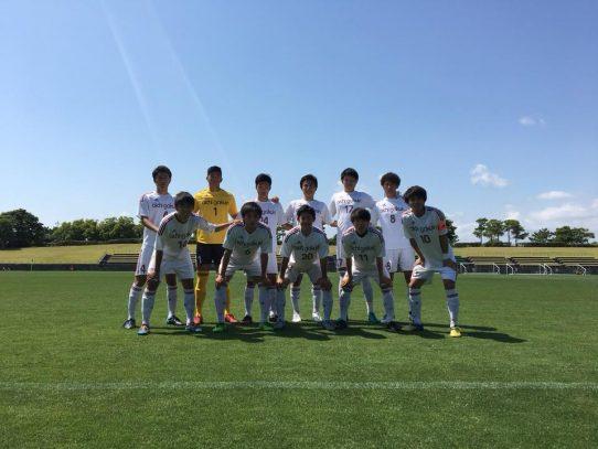 【サッカー部】東海学生サッカーリーグ戦第5節 VS名古屋商科大学