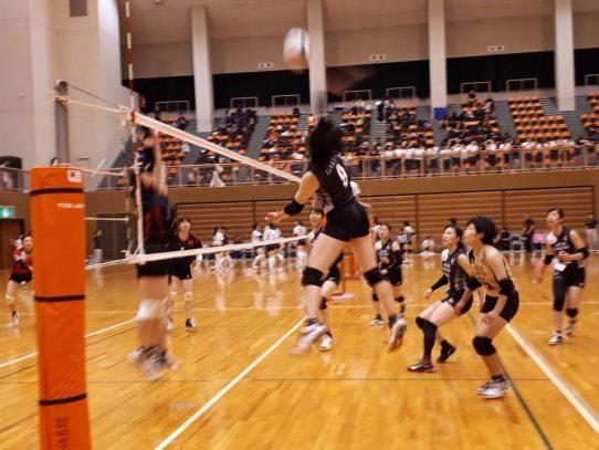 【バレーボール部(女子)】西日本大学バレーボール女子選手権大会の結果について