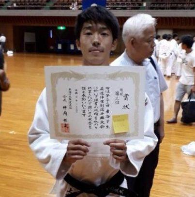【柔道部】第37回東海学生柔道体重別選手権大会の結果報告