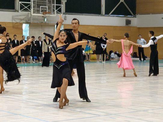 【競技ダンス部】八種目戦 結果報告