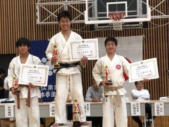 【日本拳法部】第7回日本拳法江南市民大会 結果報告
