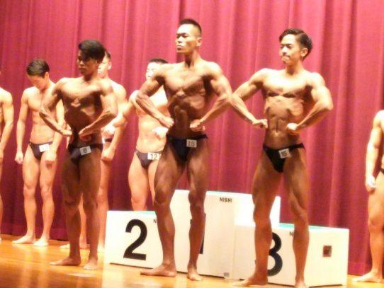 【ウェイトトレーニング部】中部学生ボディビル選手権大会において団体優勝、個人準優勝・第3位を獲得