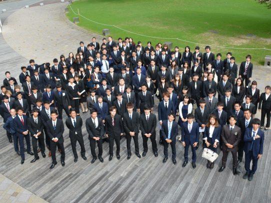 愛知学院大学創立142周年記念式典でクラブ表彰が行なわれました