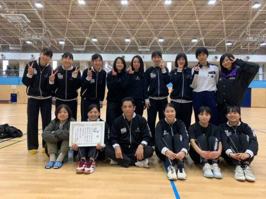 【バレーボール(女子)】第16回 愛知大学男女バレーボールリーグ戦秋季大会 結果報告