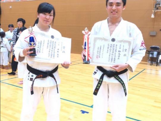 【日本拳法部】第32回日本拳法中部総合大会 結果報告