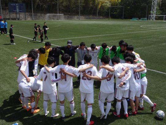 【サッカー部】2019年度 東海学生サッカーリーグ戦第3節 VS中京大学