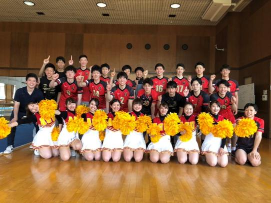 【バレーボール部(男子)】東海大学バレーボールリーグ戦  春季大会  愛知大学戦