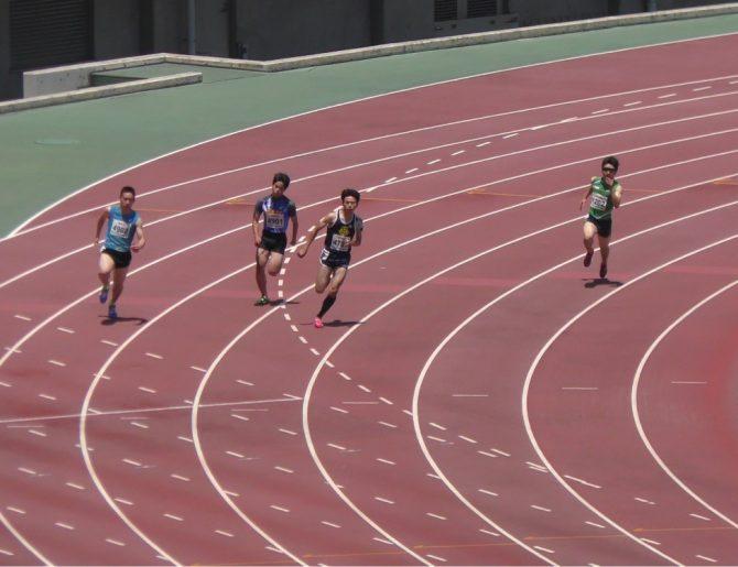 【陸上競技部】第30回 日本パラ陸上競技選手県大会において石田駆さんが日本記録にて優勝