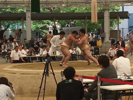 【相撲部】第57回 全国選抜大学・実業団対抗相撲和歌山大会に3選手が出場