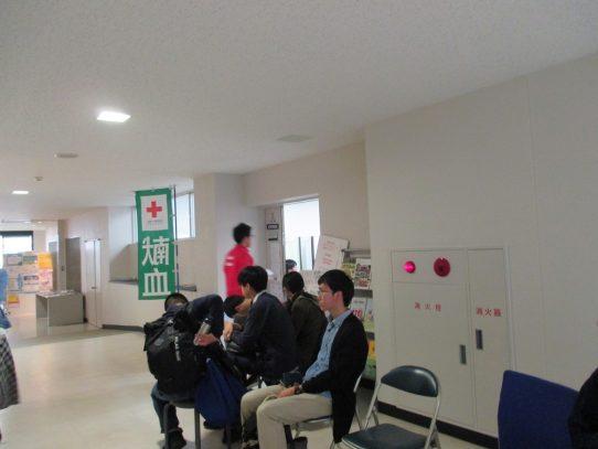 【AGUボランティアセンター】春の献血活動2019
