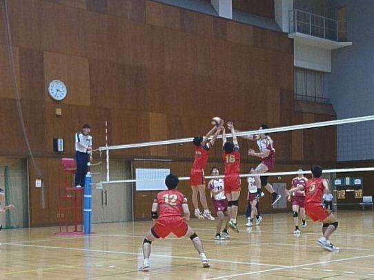 【バレーボール部(男子)】愛知大学バレーボールリーグ戦 春季大会(6月2日)