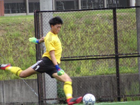 【サッカー部】2019年度東海学生サッカーリーグ戦第11節 vs名古屋経済大学