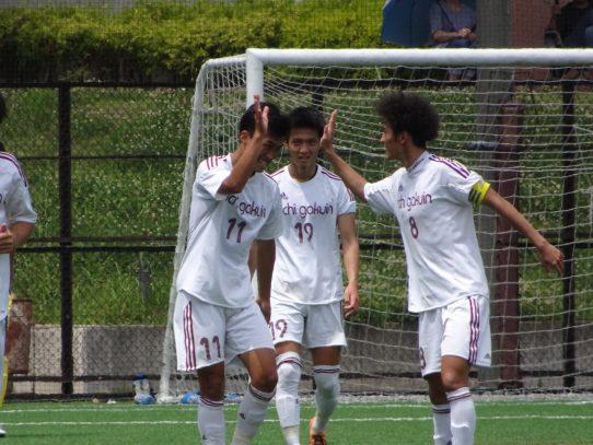 【サッカー部】2019年度 第66回東海学生サッカートーナメント 1回戦 VS愛知大学