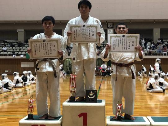 【日本拳法部】第31回日本拳法名古屋大会 結果報告