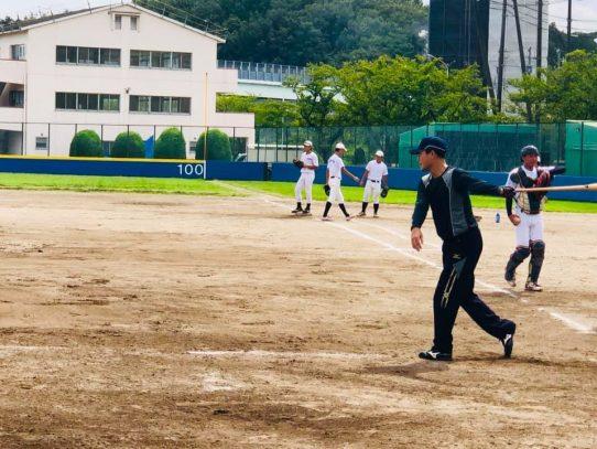 【硬式野球部】硬式野球部コーチ採用についてのお知らせ