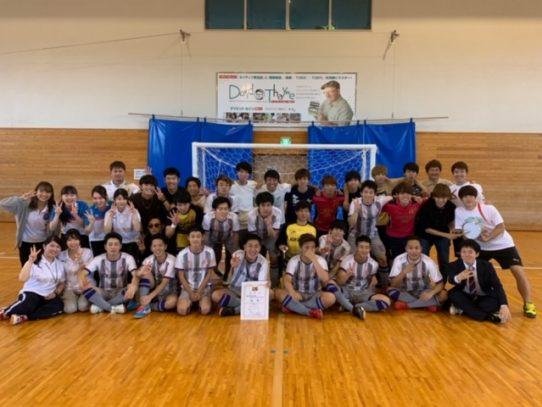 【ARTフットサルクラブ】第15回全日本大学フットサル東海大会において優勝!!