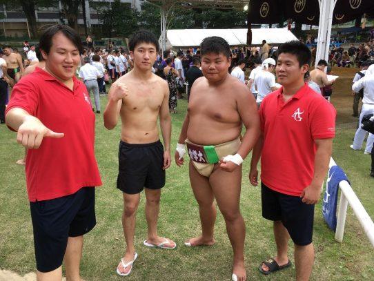 【相撲部】第44回全国学生相撲個人体重別選手権大会