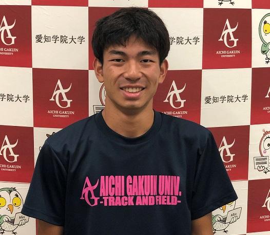 【陸上競技部】石田駆さんが東京2020パラリンピック日本代表に内定しました!