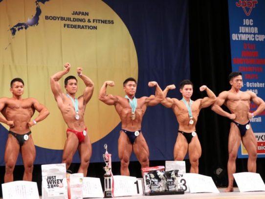 全日本学生ボディビル選手権大会で宮城晟さんが5位入賞!!