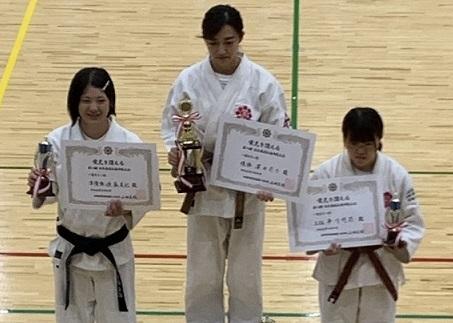 【日本拳法部】第8回日本拳法江南市民大会 結果報告