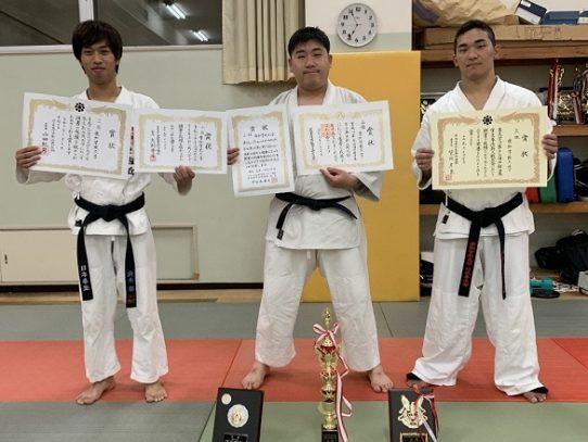 【日本拳法部・歯学部日本拳法部】第54回中部日本学生拳法新人戦大会、第35回全日本学生拳法個人選手権大会 結果報告