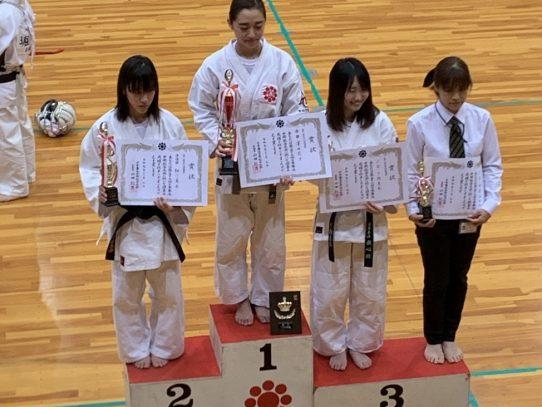 【日本拳法部・歯学部日本拳法部】第33回日本拳法中部総合大会 結果報告