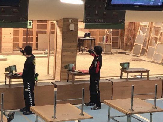 【射撃部】2019年度ジュニアエアガン大会 AP60 にて3位入賞